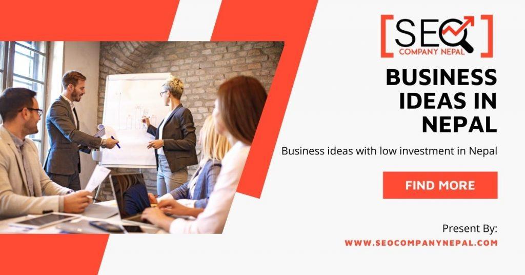 Business Ideas in Nepal